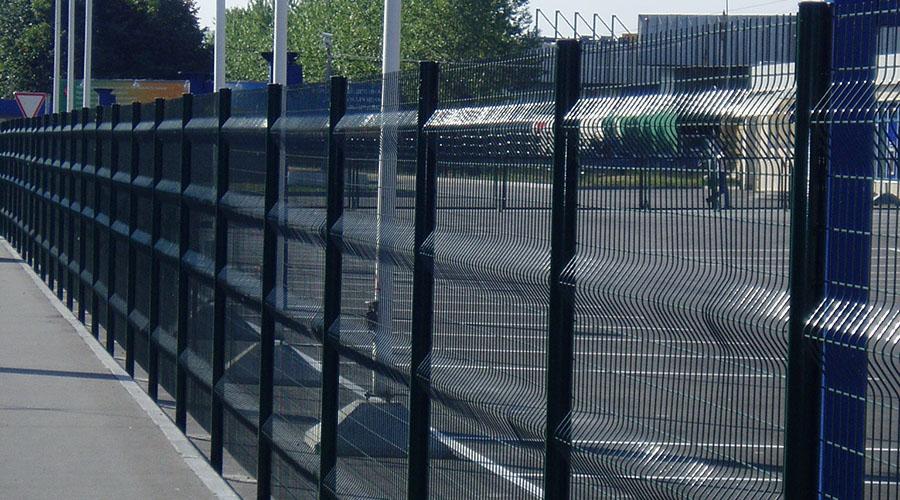 заборы ворота с установкой киев