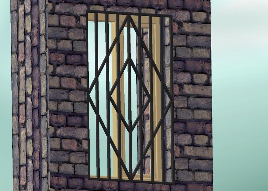 решетки на окно